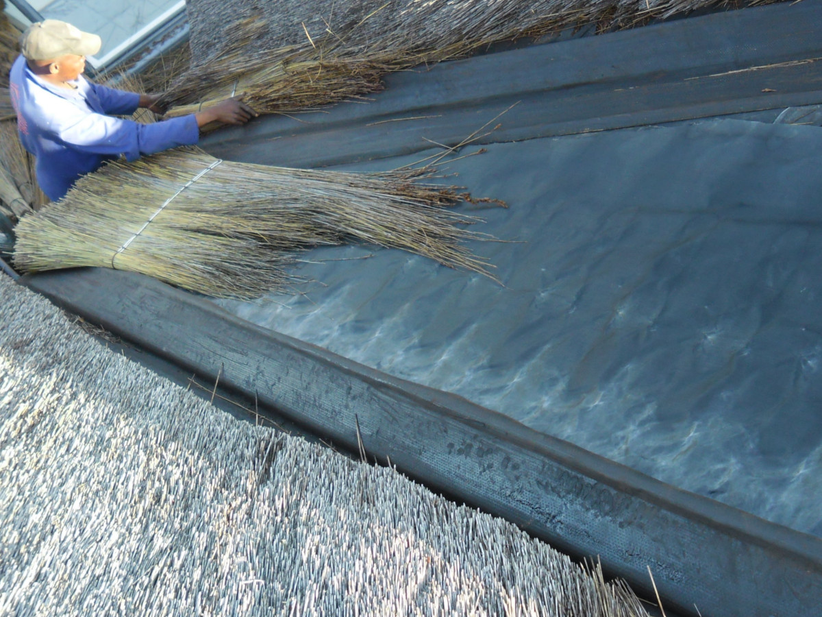 Thatch Fire Protection