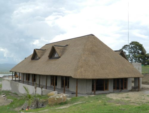 Thatched Conference Centre Roof, Eastern Cape