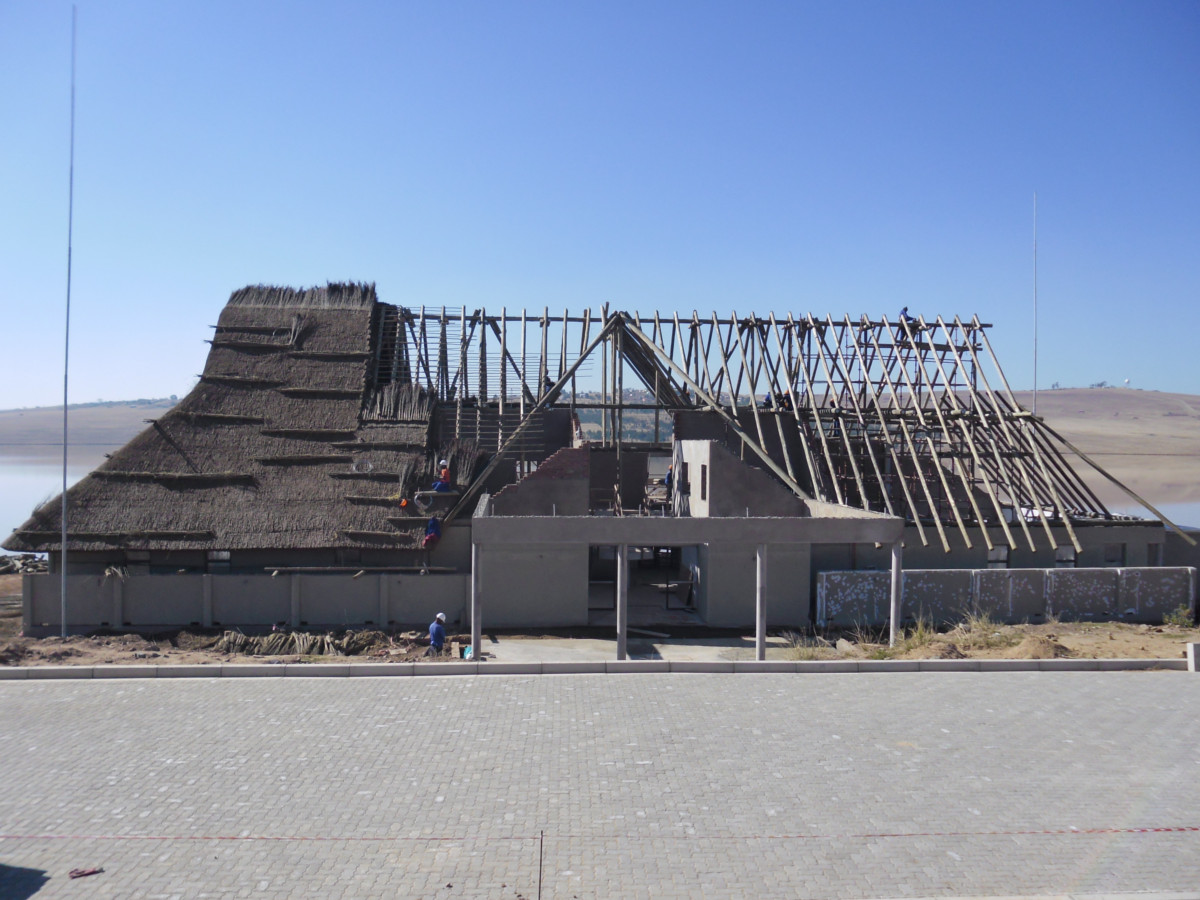 Mthatha Dam Conference Centre Archives Bosazza Roofing