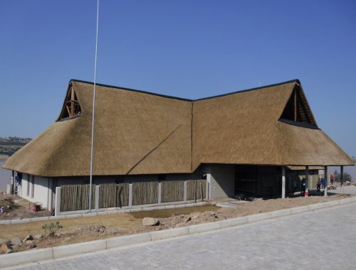 High Quality Finish on Thatched Roof, Eastern Cape