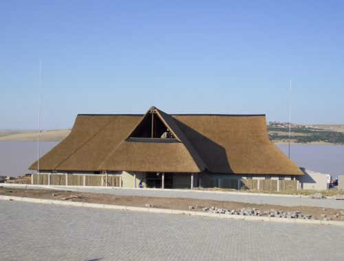 Mthatha Dam Conference Centre Thatched Roof