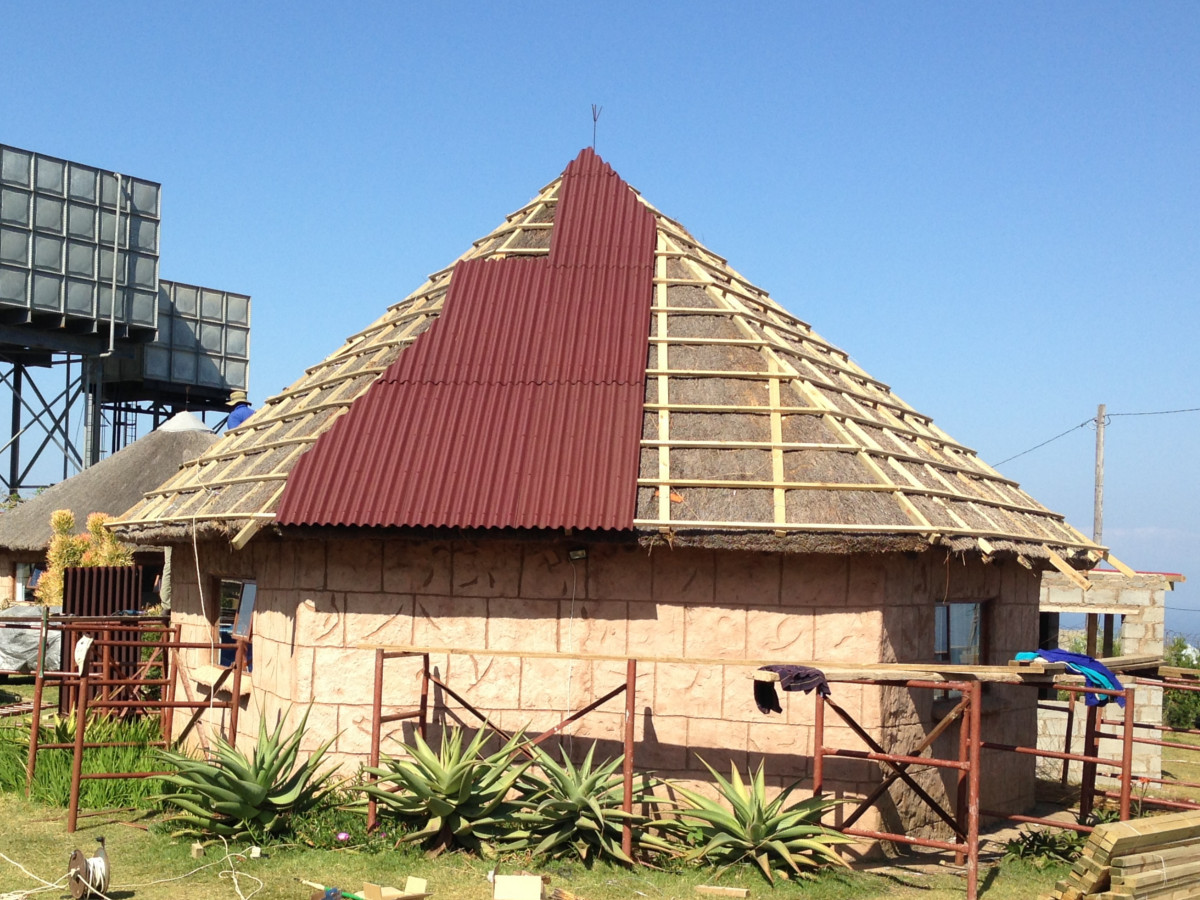 Convert Thatch To Tiles Specialists In Thatch Roof