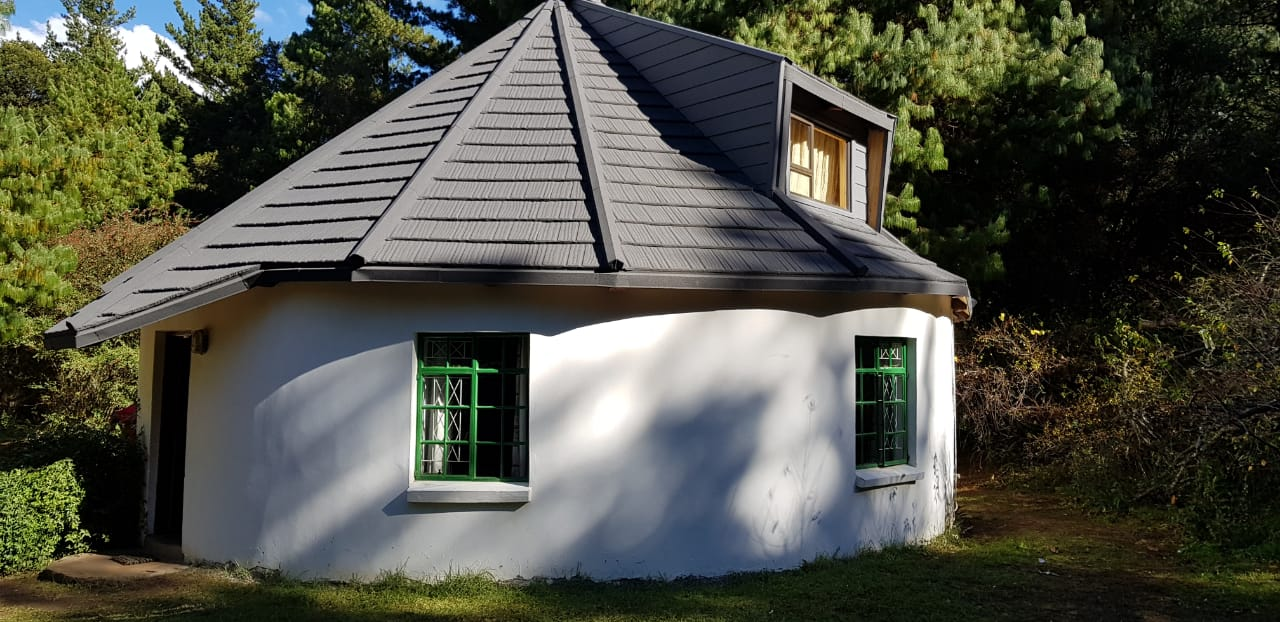 Thatch Roof Converted to Metrotiles, Eastern Cape
