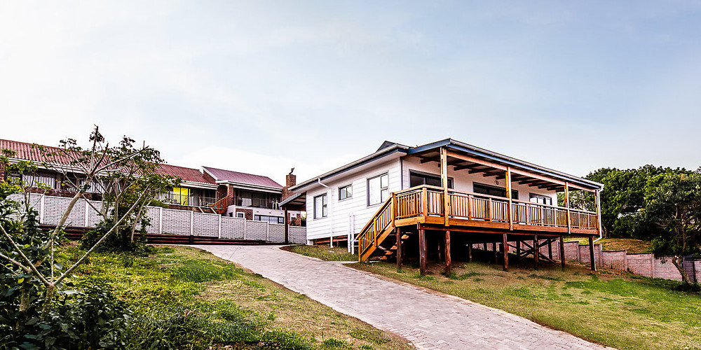 Three Bedroom Timber Home Build, Chintsa East - Eastern Cape
